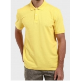 camisa de gola polo masculina Barra do Una