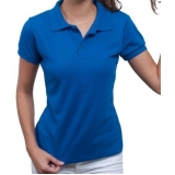 camisa polo rosa feminina Jockey Club