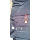 camisa polo bordada empresa