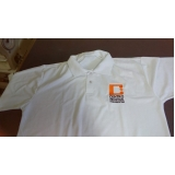 camisas logos bordado Francisco Morato