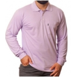 custo de camisa polo personalizada bordada Bertioga