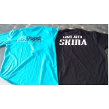 camisetas silk screen