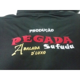 uniforme personalizado bordado valores Paraíso do Morumbi